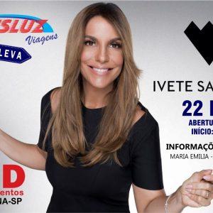 22/11 – Show Ivete Sangalo